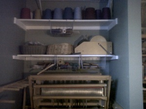 loom in closet