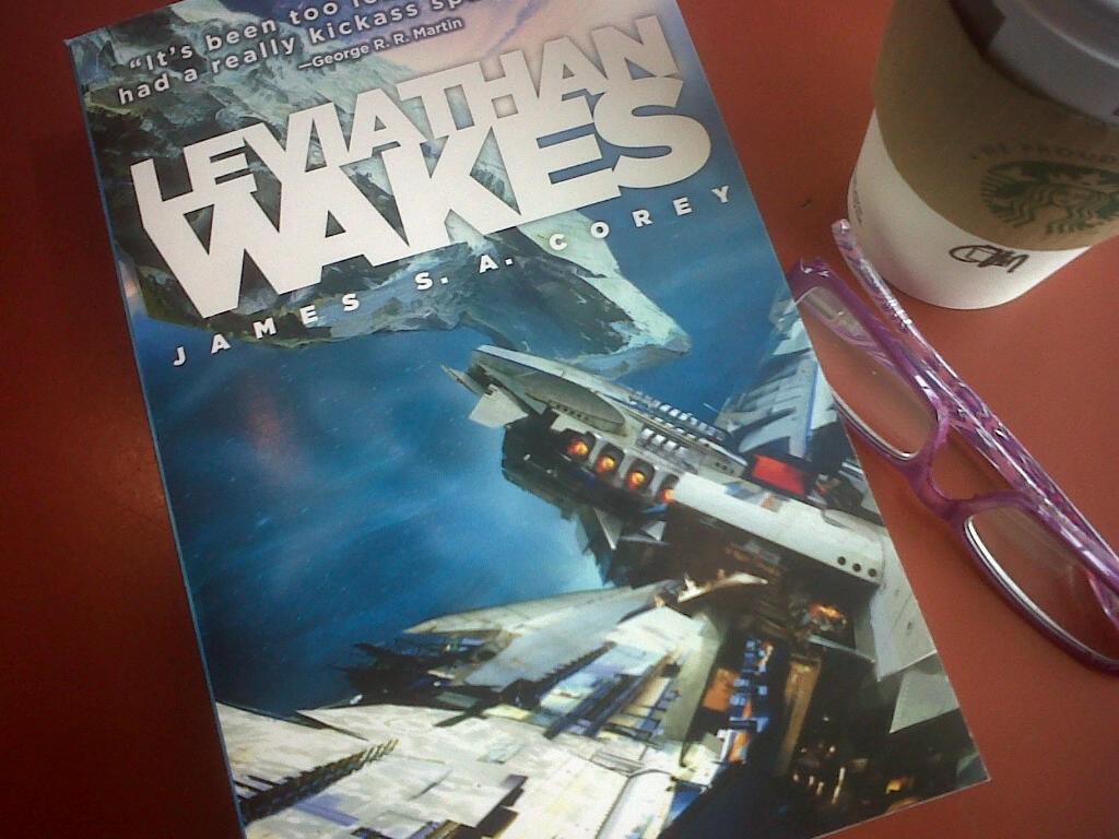 Leviathan Wakes Again!