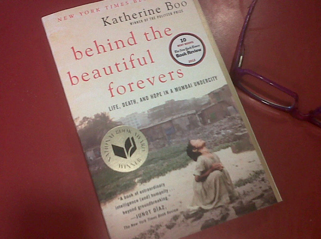 Books I Love: Behind the Beautiful Forevers