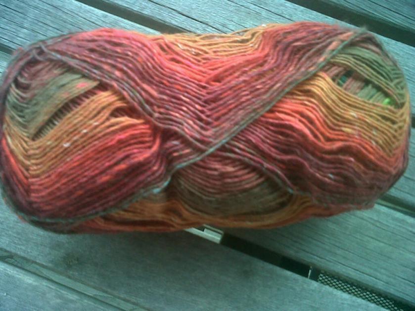 Elephant yarn.