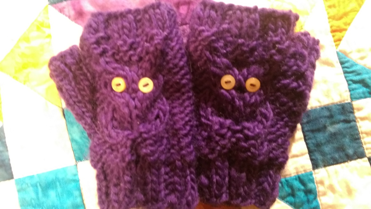 Owls for Eleanor