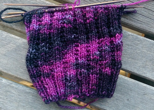 Orchid Pooled Yarn