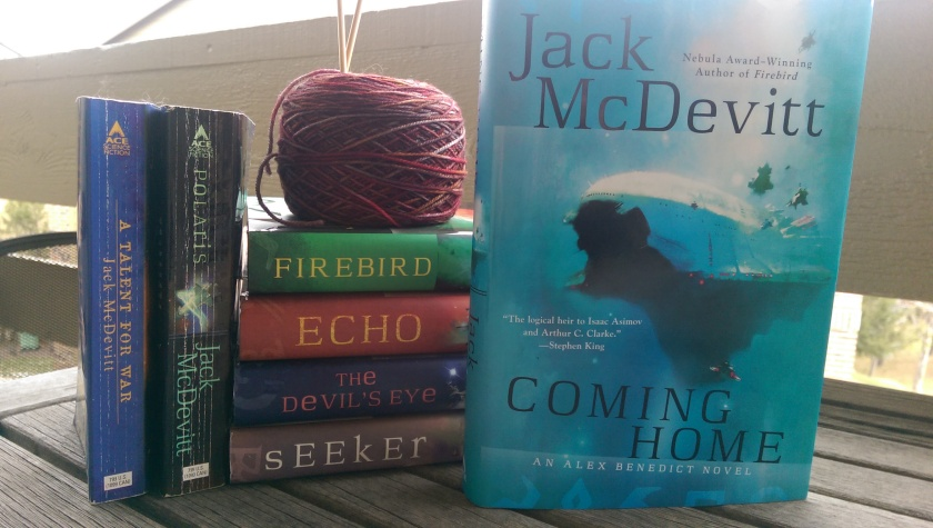 Jack McDevitt Books