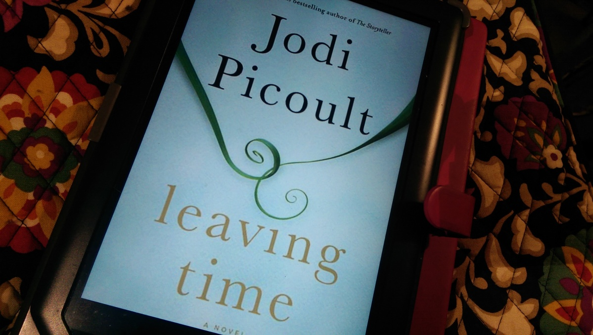 2015 Book #5: Leaving Time by Jodi Picoult