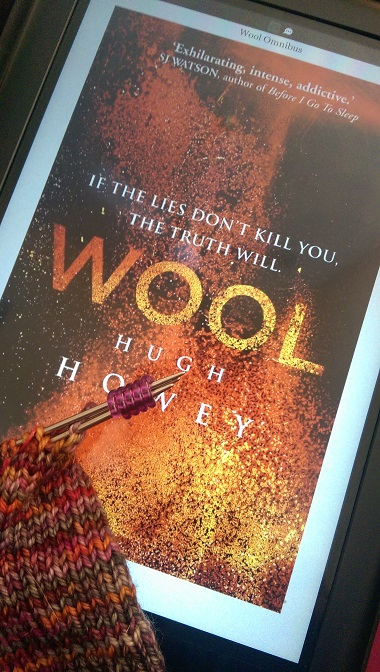 The novel Wool