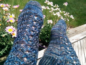 Sock Feet