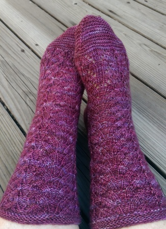 Finished Socks