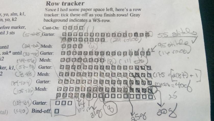 Row Tracker