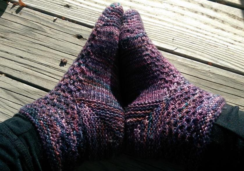 October Socks