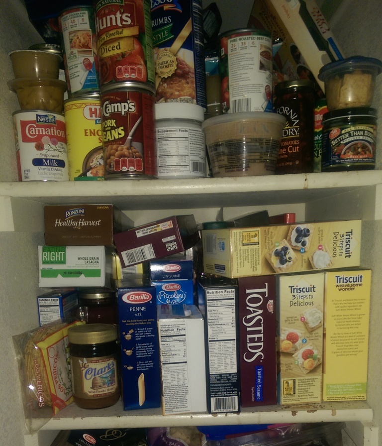 Pantry Disaster