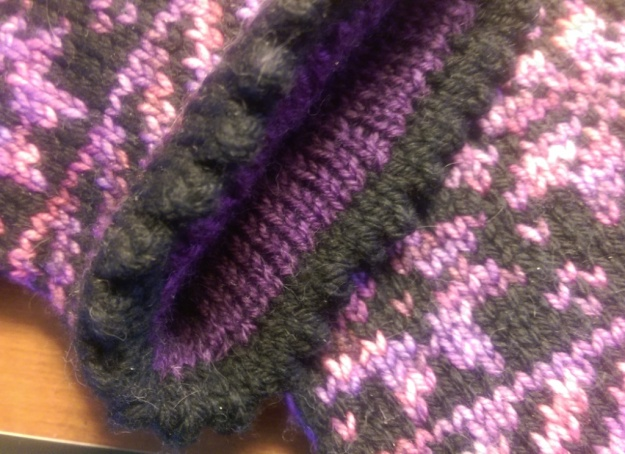 Lining of mitts