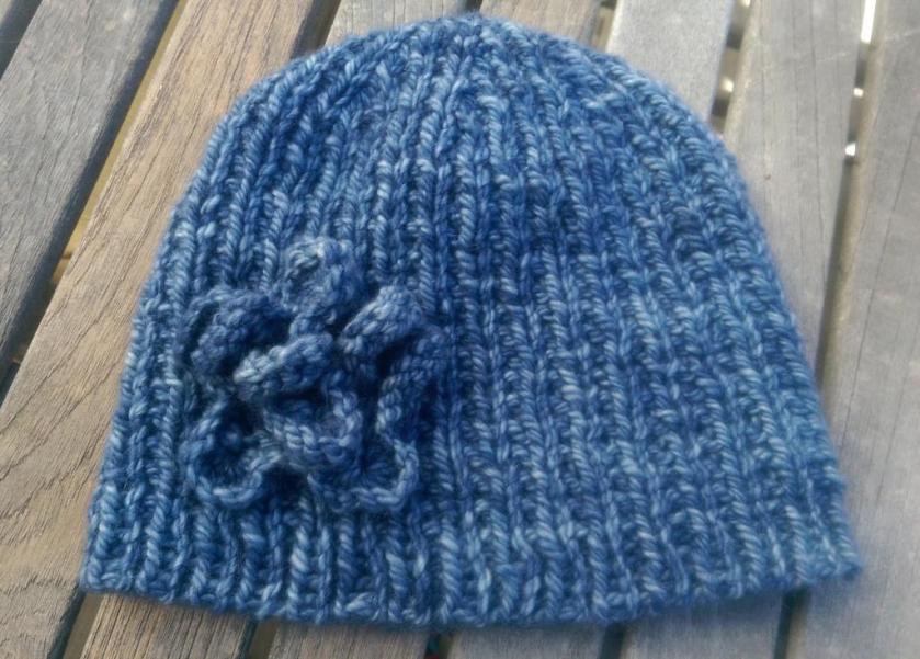 Rosette on Hat
