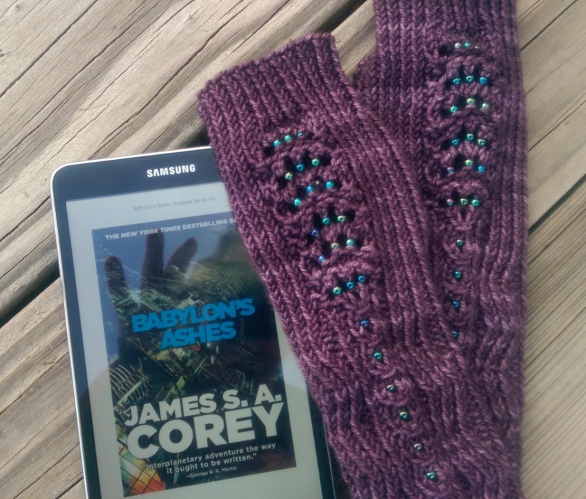 Mitts and Book