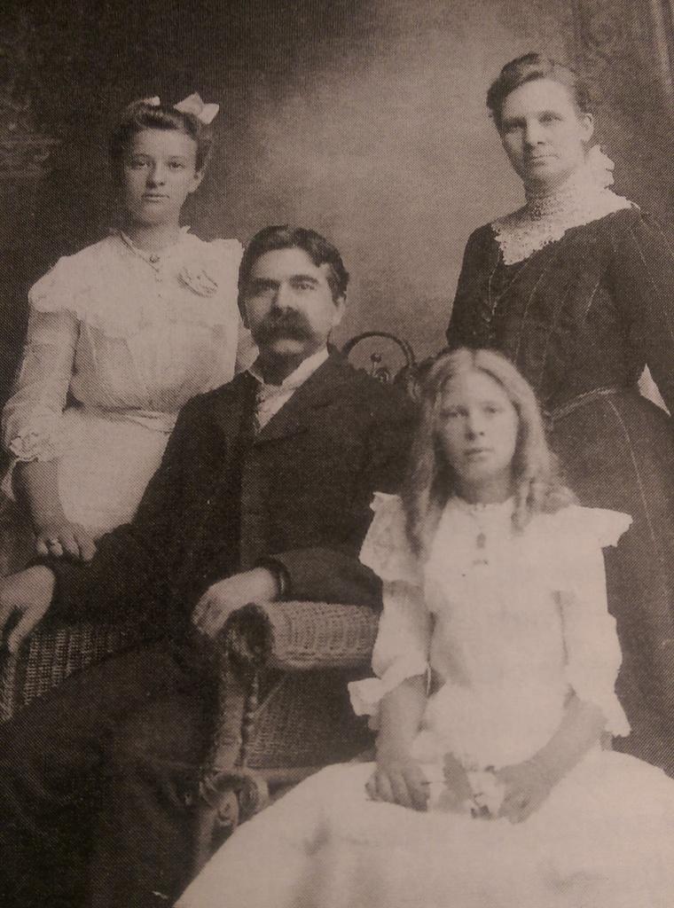 Anderson Family Portrait