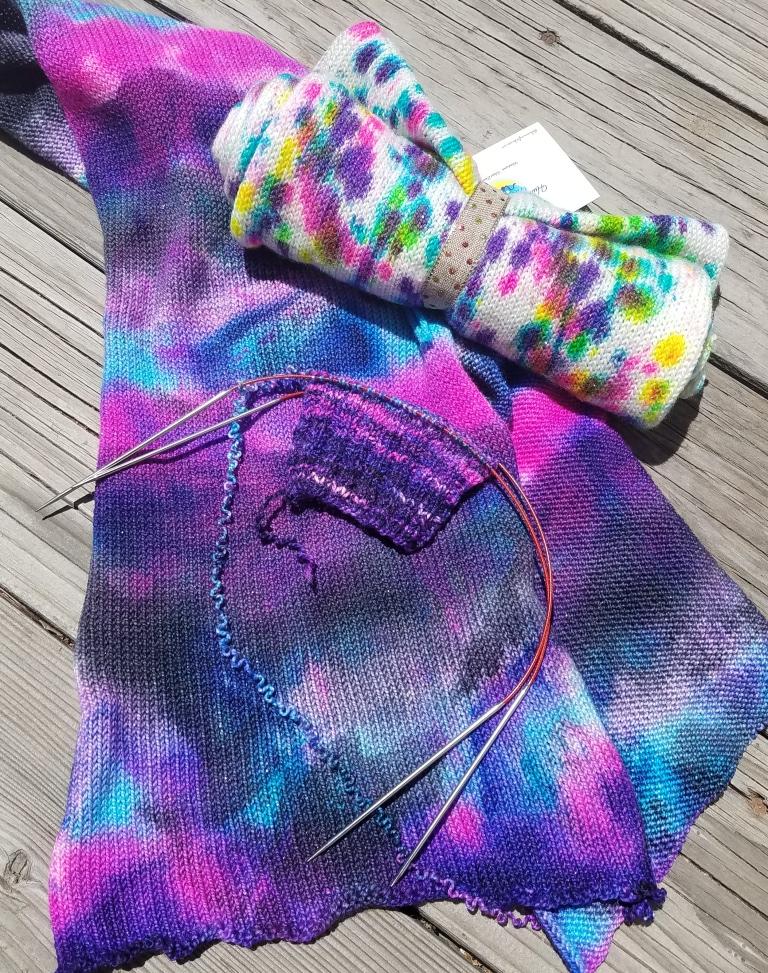 Sock Blanks