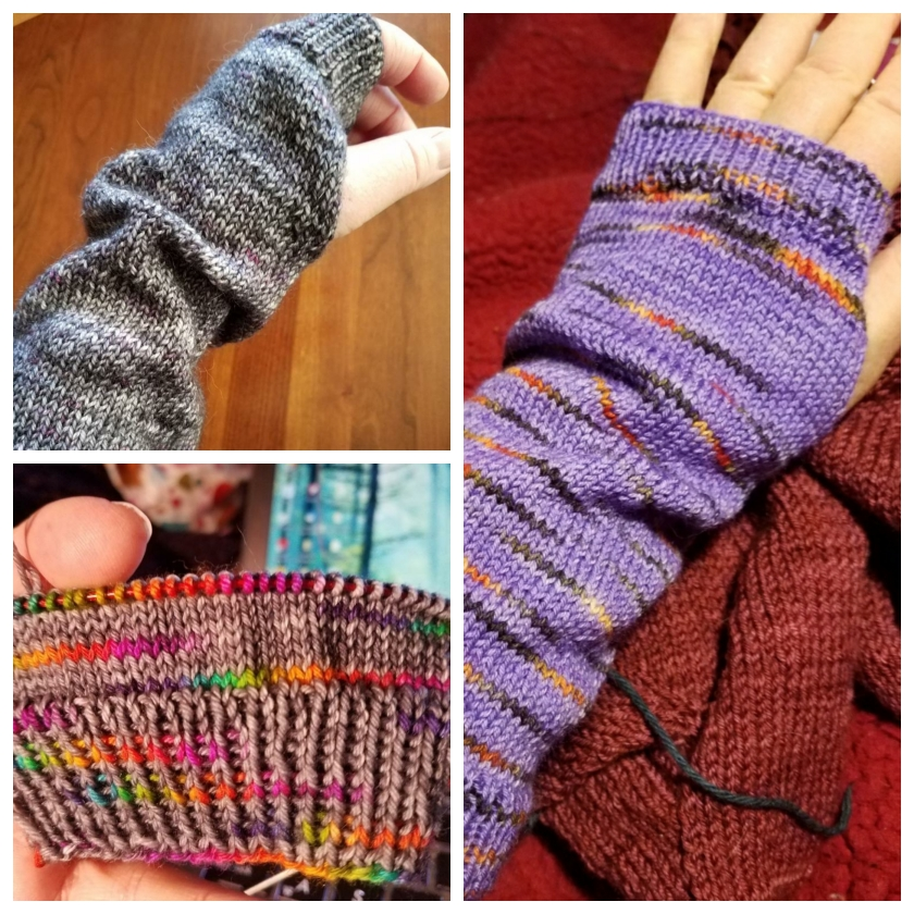 Arm Warmer Mitts